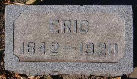 ANDERSON, ERIC - McCook County, South Dakota   ERIC ANDERSON - South Dakota Gravestone Photos