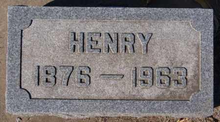 ANDERSON, HENRY - McCook County, South Dakota | HENRY ANDERSON - South Dakota Gravestone Photos