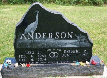 ANDERSON, ROBERT R - McCook County, South Dakota | ROBERT R ANDERSON - South Dakota Gravestone Photos