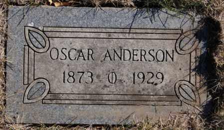 ANDERSON, OSCAR - McCook County, South Dakota | OSCAR ANDERSON - South Dakota Gravestone Photos