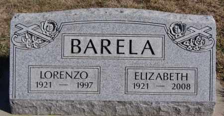 BARELA, LORENZO - McCook County, South Dakota | LORENZO BARELA - South Dakota Gravestone Photos