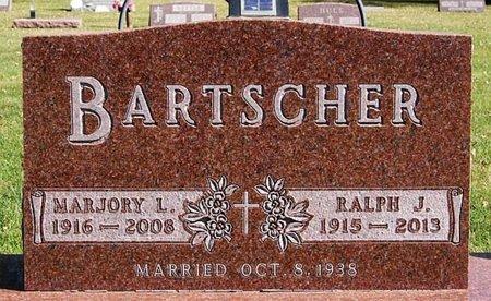 BARTSCHER, RALPH J - McCook County, South Dakota | RALPH J BARTSCHER - South Dakota Gravestone Photos