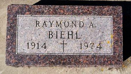 BIEHL, RAYMOND A - McCook County, South Dakota | RAYMOND A BIEHL - South Dakota Gravestone Photos