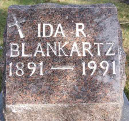 BLANKARTZ, IDA R - McCook County, South Dakota | IDA R BLANKARTZ - South Dakota Gravestone Photos