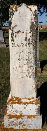 BLANKARTZ, M JOSEPHA - McCook County, South Dakota | M JOSEPHA BLANKARTZ - South Dakota Gravestone Photos