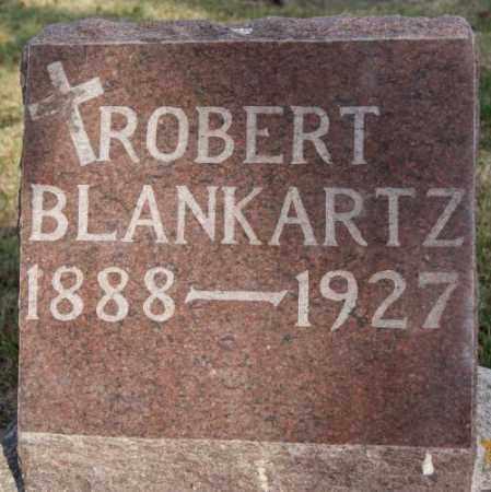 BLANKARTZ, ROBERT - McCook County, South Dakota | ROBERT BLANKARTZ - South Dakota Gravestone Photos