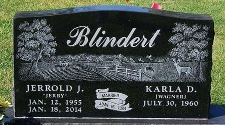 WAGNER BLINDERT, KARLA D - McCook County, South Dakota | KARLA D WAGNER BLINDERT - South Dakota Gravestone Photos
