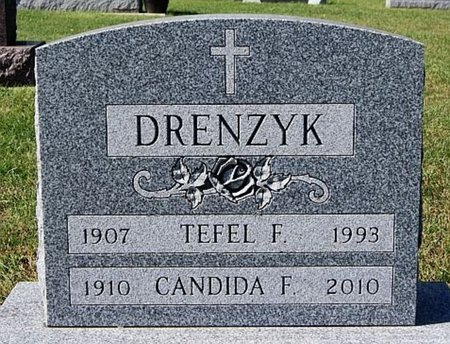 DRENZYK, TEFEL F - McCook County, South Dakota | TEFEL F DRENZYK - South Dakota Gravestone Photos