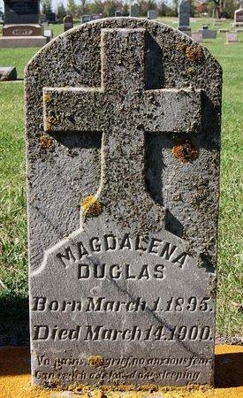 DUGLAS, MAGDALENA - McCook County, South Dakota   MAGDALENA DUGLAS - South Dakota Gravestone Photos