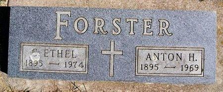 FORSTER, C ETHEL - McCook County, South Dakota | C ETHEL FORSTER - South Dakota Gravestone Photos