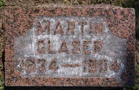 GLASER, MARTIN - McCook County, South Dakota | MARTIN GLASER - South Dakota Gravestone Photos