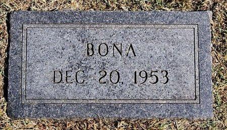 GLASS, BONA - McCook County, South Dakota   BONA GLASS - South Dakota Gravestone Photos