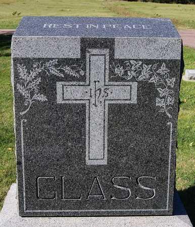 GLASS, FAMILY MARKER - McCook County, South Dakota | FAMILY MARKER GLASS - South Dakota Gravestone Photos