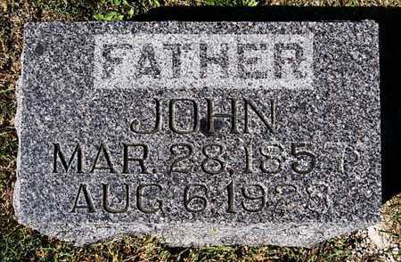 GLASS, JOHN - McCook County, South Dakota | JOHN GLASS - South Dakota Gravestone Photos