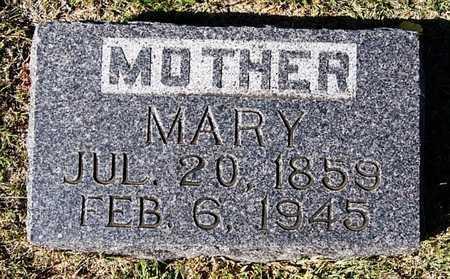 GLASS, MARY - McCook County, South Dakota | MARY GLASS - South Dakota Gravestone Photos
