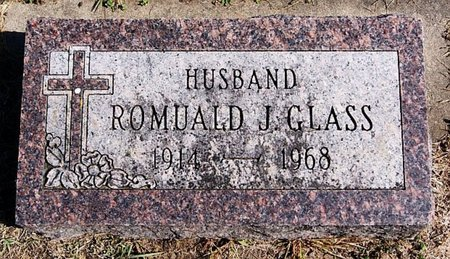 GLASS, ROMUALD J - McCook County, South Dakota | ROMUALD J GLASS - South Dakota Gravestone Photos