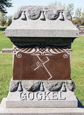 GOCKEL, FAMILY MARKER - McCook County, South Dakota | FAMILY MARKER GOCKEL - South Dakota Gravestone Photos