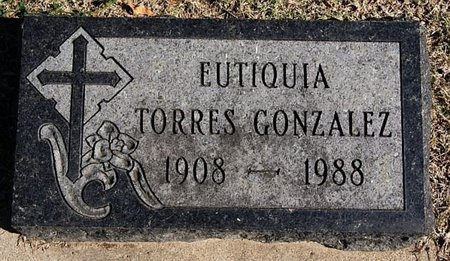 GONZALEZ, TORRES - McCook County, South Dakota   TORRES GONZALEZ - South Dakota Gravestone Photos
