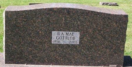 GOTTLOB, ILA MAE - McCook County, South Dakota | ILA MAE GOTTLOB - South Dakota Gravestone Photos