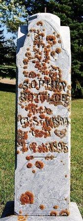 GOTTLOB, SOPHIA - McCook County, South Dakota | SOPHIA GOTTLOB - South Dakota Gravestone Photos