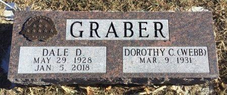 GRABER, DALE D - McCook County, South Dakota | DALE D GRABER - South Dakota Gravestone Photos