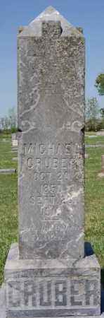 GRUBER, MICHAEL - McCook County, South Dakota | MICHAEL GRUBER - South Dakota Gravestone Photos