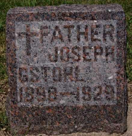 GSTOHL, JOSEPH - McCook County, South Dakota   JOSEPH GSTOHL - South Dakota Gravestone Photos