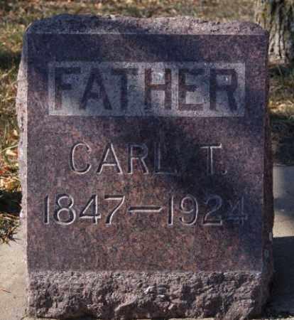 GUNGTUM, CARL T - McCook County, South Dakota | CARL T GUNGTUM - South Dakota Gravestone Photos