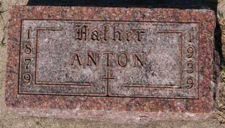 HONRATH, ANTON - McCook County, South Dakota | ANTON HONRATH - South Dakota Gravestone Photos