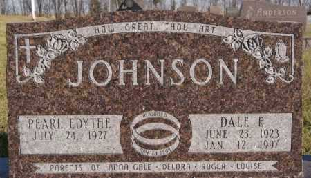 JOHNSON, DALE E - McCook County, South Dakota | DALE E JOHNSON - South Dakota Gravestone Photos