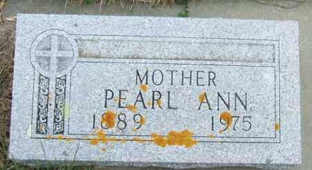 JOHNSON, PEARL ANN - McCook County, South Dakota   PEARL ANN JOHNSON - South Dakota Gravestone Photos