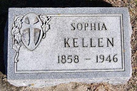 KELLEN, SOPHIA - McCook County, South Dakota | SOPHIA KELLEN - South Dakota Gravestone Photos