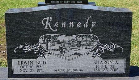 KENNEDY, ERWIN - McCook County, South Dakota   ERWIN KENNEDY - South Dakota Gravestone Photos
