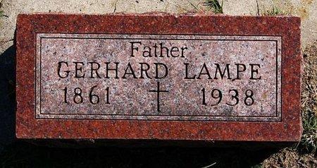 LAMPE, GERHARD - McCook County, South Dakota | GERHARD LAMPE - South Dakota Gravestone Photos