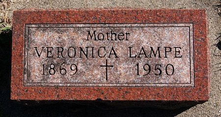 LAMPE, VERONICA - McCook County, South Dakota | VERONICA LAMPE - South Dakota Gravestone Photos