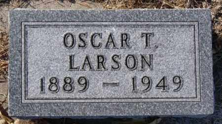 LARSON, OSCAR T - McCook County, South Dakota | OSCAR T LARSON - South Dakota Gravestone Photos