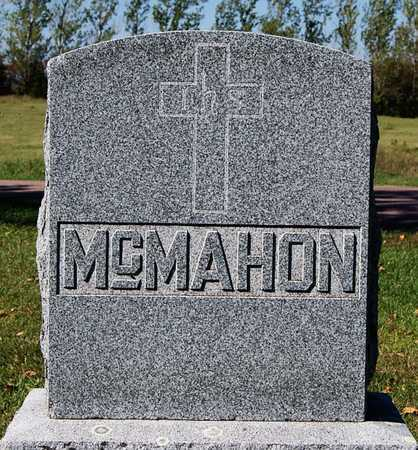 MCMAHON, FAMILY MARKER - McCook County, South Dakota | FAMILY MARKER MCMAHON - South Dakota Gravestone Photos