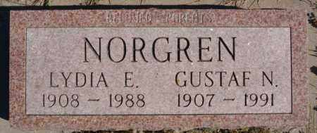 NORGREN, GUSTAF N - McCook County, South Dakota   GUSTAF N NORGREN - South Dakota Gravestone Photos