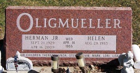 OLIGMUELLER, HERMAN JR - McCook County, South Dakota | HERMAN JR OLIGMUELLER - South Dakota Gravestone Photos