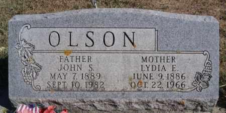 OLSON, JOHN S - McCook County, South Dakota | JOHN S OLSON - South Dakota Gravestone Photos