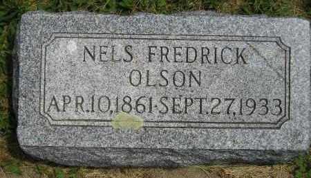 OLSON, NELS FREDRICK - McCook County, South Dakota | NELS FREDRICK OLSON - South Dakota Gravestone Photos