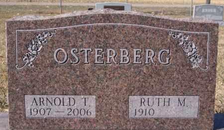 OSTERBERG, RUTH M - McCook County, South Dakota | RUTH M OSTERBERG - South Dakota Gravestone Photos