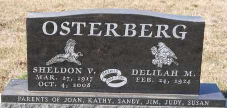 OSTERBERG, SHELDON V - McCook County, South Dakota | SHELDON V OSTERBERG - South Dakota Gravestone Photos