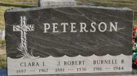 PETERSON, CLARA I - McCook County, South Dakota | CLARA I PETERSON - South Dakota Gravestone Photos