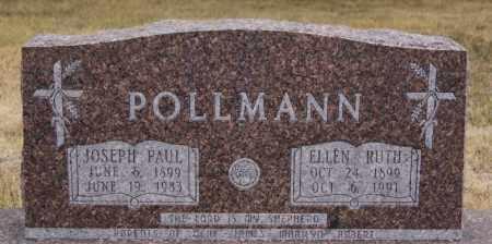 POLLMANN, JOSEPH PAUL - McCook County, South Dakota | JOSEPH PAUL POLLMANN - South Dakota Gravestone Photos