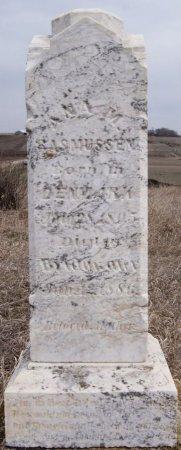 RASMUSSEN, ANA M - McCook County, South Dakota | ANA M RASMUSSEN - South Dakota Gravestone Photos
