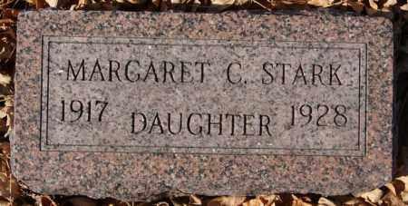 STARK, MARGARET C - McCook County, South Dakota | MARGARET C STARK - South Dakota Gravestone Photos