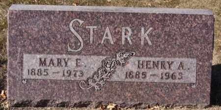 STARK, HENRY A - McCook County, South Dakota   HENRY A STARK - South Dakota Gravestone Photos