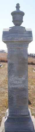 STARK, WILL H - McCook County, South Dakota | WILL H STARK - South Dakota Gravestone Photos
