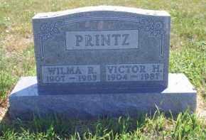 PRINTZ, WILMA R - Meade County, South Dakota | WILMA R PRINTZ - South Dakota Gravestone Photos